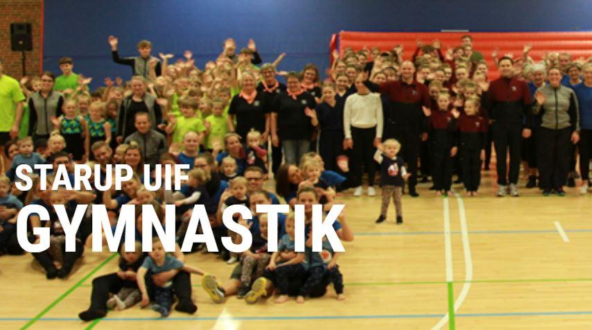 Starup UIF gymnastikopvisninger 2020